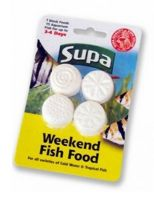Supa Weekend Fish Food 25g for Tropical and Coldwater Fish Feed